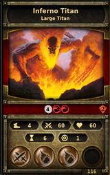Inferno-titan