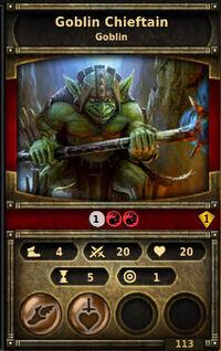 Goblin-chieftain