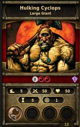 Hulking-cyclops
