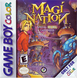 Magi-Nation GBC