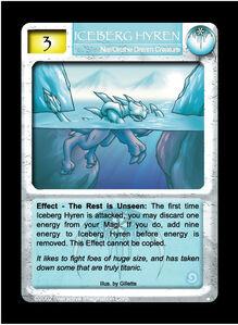 Iceberg Hyren VSN