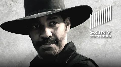 THE MAGNIFICENT SEVEN - For Hire (In Theaters September 23)