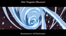 Nivis Tempestas Obscurans