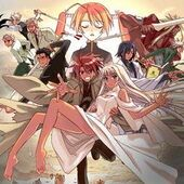 -Negima! Another World-