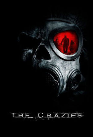 The crazies remake poster