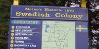 Maine Swedish Colony