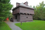 M fort kent blockhouse