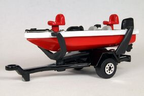 Bass Boat Trailer - 6508df