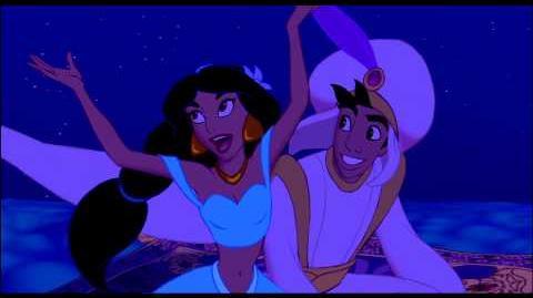 Aladdin - A Whole New World Bluray 1080p