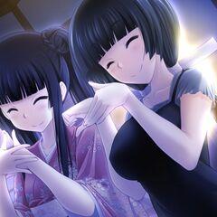 Kokoro with Mayucchi