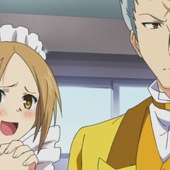 Azumi and Hideo (Anime)
