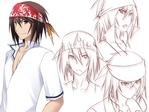 File:Shouichi Kazama Sketches.jpg