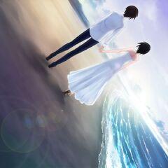 Lee and Yamato walk towards the future together (Majikoi A-3)