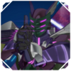 Crow - (fight icon)