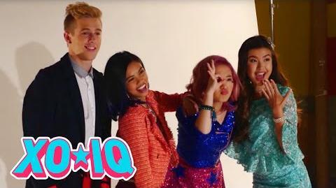 Go Behind The Scenes of XO-IQ's Photoshoot!