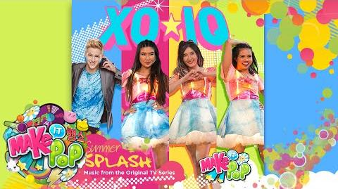 Make It Pop XO-IQ Summer Splash Summer (Available August 19th)