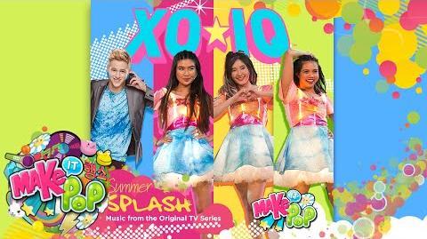 Make It Pop XO-IQ Summer Splash Summer (Available August 19th)