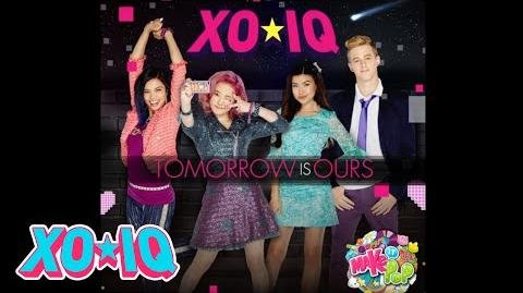 Make It Pop's XO-IQ - Like A Machine (Audio)