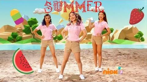 Make It Pop - ''Summer'' Music Video
