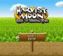 Harvest Moon: Back to Mineral Town