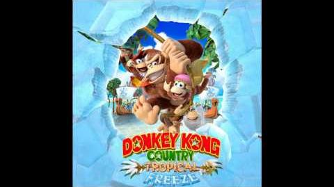 Donkey Kong Country Tropical Freeze Soundtrack - Scorch 'N' Torch
