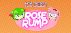 Rose Rump Promotional Poster