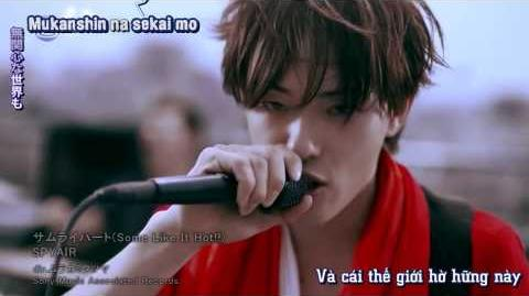Kido-fansub Samurai Heart - SPYAIR (Some Like It