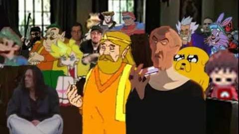 Frollo Sees Dead People