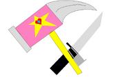 Team SV33 X Team Prower Logo