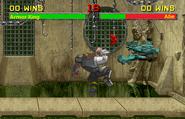 MK9 vs ILAR - Armor King vs Abe
