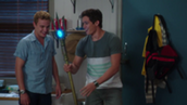 185px-Zac and Cam with lighted trident