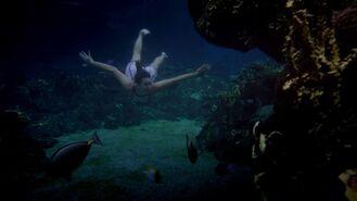 Evieswimming