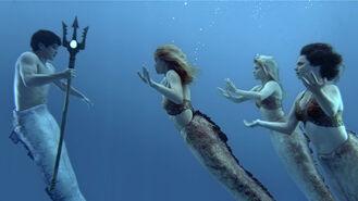 Zac and mermaids