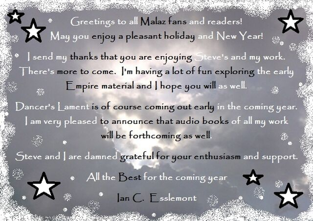 File:Greeting from Ian C. Esslemont with background by Egwene.jpg