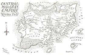 Map Quon Tali
