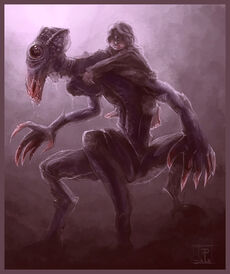 Apt demon of shadow by merlkir
