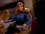 Beverly crusher thineownself
