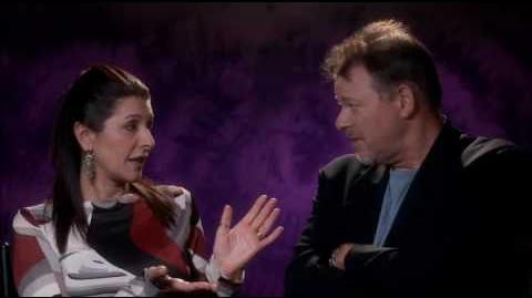 Jonathan Frakes & Marina Sirtis - Reunion Of The Rikers