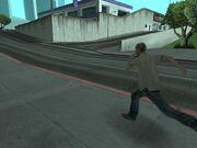 Plummers pedestrian 1