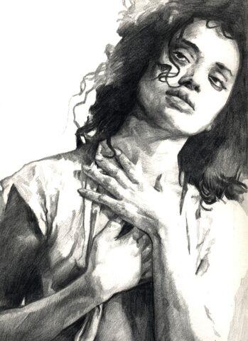 File:Lisa Bonet by 17dreams.jpg