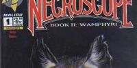 Necroscope Book II: Wamphyri Vol 1