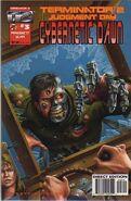 T2 Terminator 2 Judgement Day Cybernetic Dawn Vol 1 3
