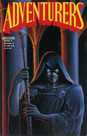 Adventurers Book II Vol 1 6