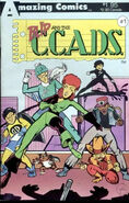 Blip and the C.C.A.D.S. Vol 1 1