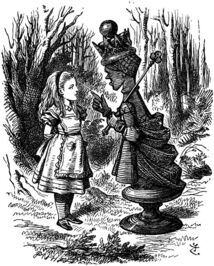 482px-Tenniel red queen with alice