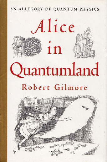 Alice in An Allegory of Quantum Physics