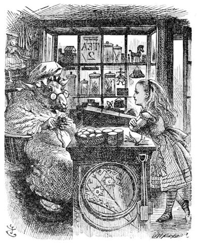 File:486px-John Tenniel Alice and the Knitting Sheep.jpeg