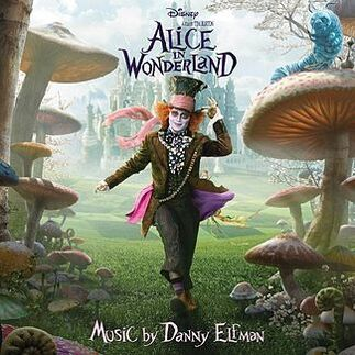 AliceInWonderland2010Soundtrack