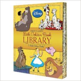 Disney Classics Little Golden Book Library