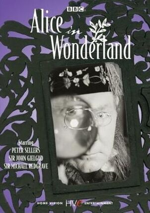 Alice in Wonderland 1966 DVD